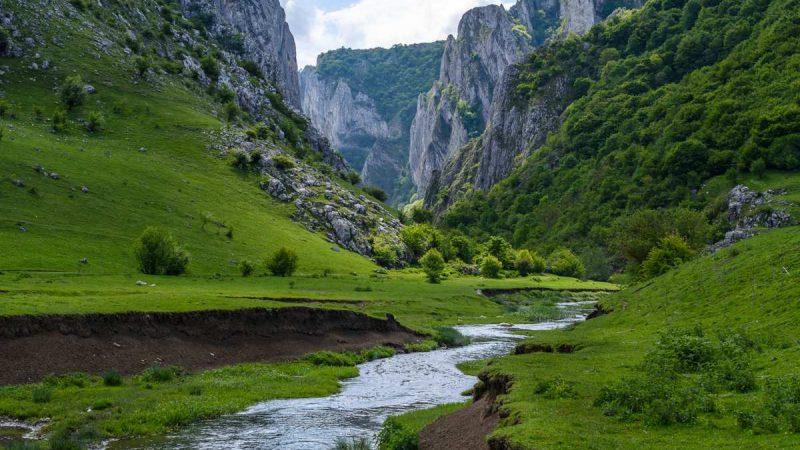 Turga Gorge