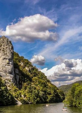Decebal's Head